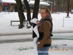 Mijnlevenalsmama | Draagzak Gwen