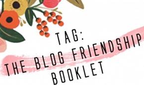 Mijnlevenalsmama   Friendshipbooklet