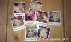 Mijnlevenalsmama | Polaroids